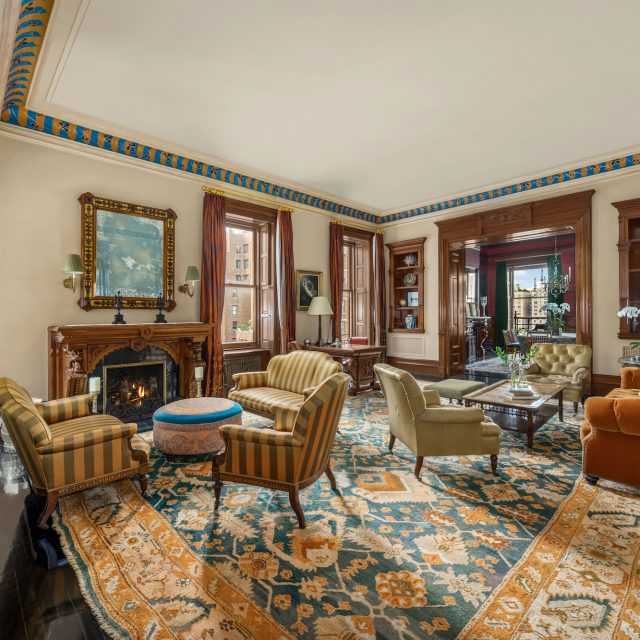 Gorgeously grand 11-room residence at the Dakota asks $11M