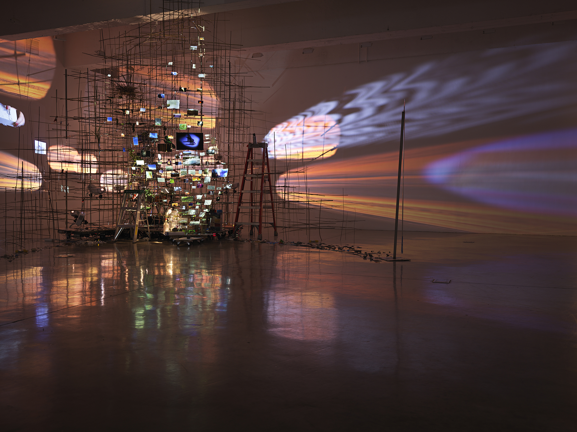 fall art guide, art, features, museums, galleries, met, moma, american folk art museum, whitney, bronx museum, audrey heckler collection, sarah sze