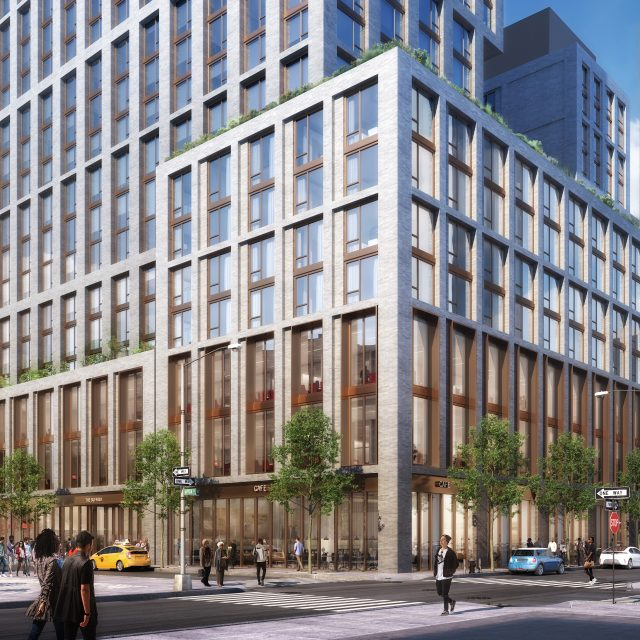 Designs revealed for major mixed-use project on Lower East Side synagogue site