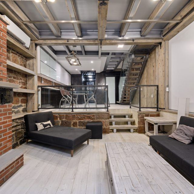 Rent a Federal-era West Village home with an industrial-chic makeover for $15K/month