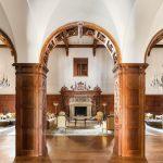 crocker mansion, darlington mansion, cool listings