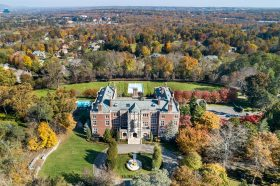 crocker mansion, darlington mansion, cool listings