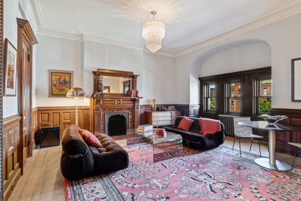 Famed Clinton Hill Pfizer Mansion With A Rock N Roll Past And A 5m Renovation Lowers Ask To 10m 6sqft