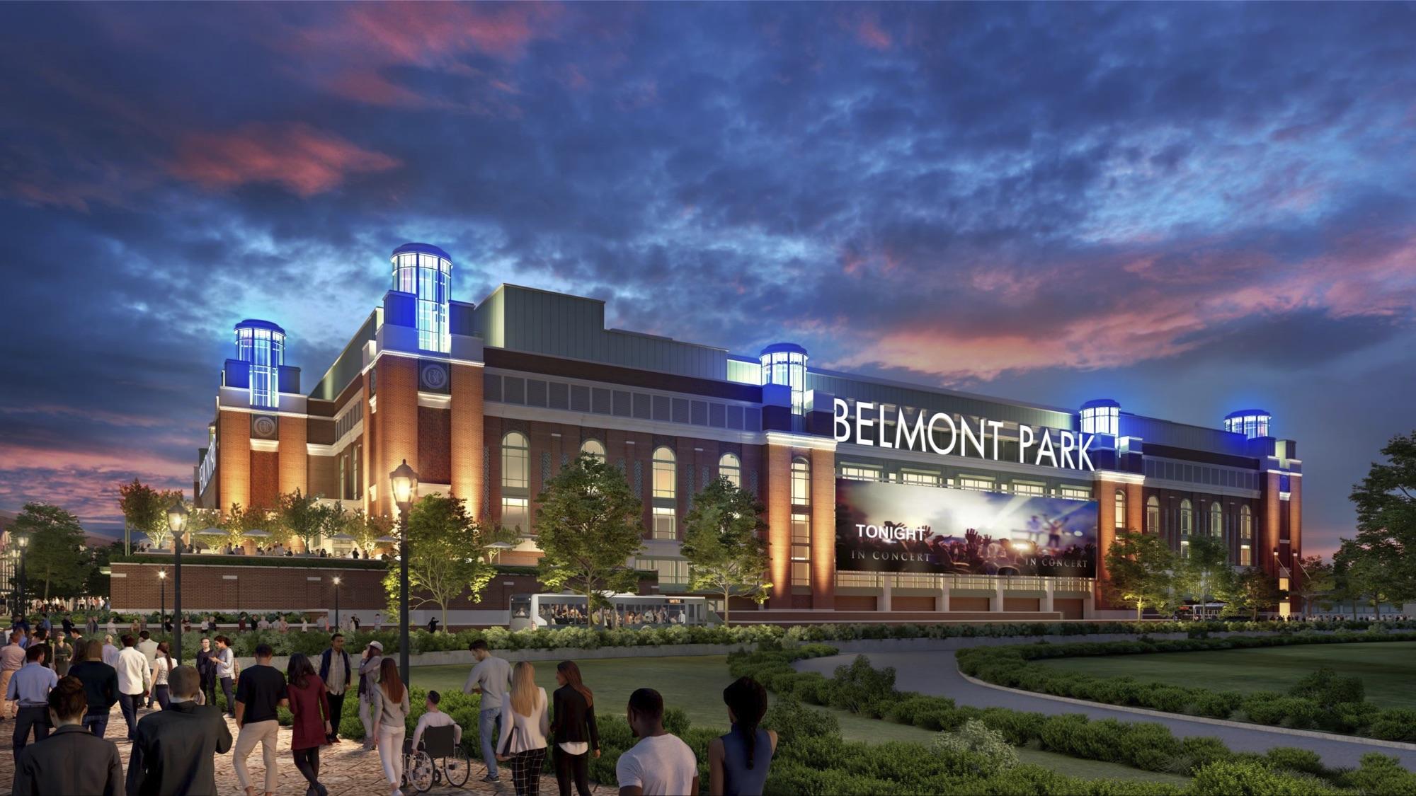 Belmont Park Ny