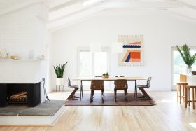 48 South Federal Street, montauk, hamptons, cool listings, beach houses, vacation homes, robert mckinley, interiors