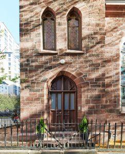 99 Clinton Street, Brooklyn Heights, church, cool listings, co-ops, brooklyn heights, duplex