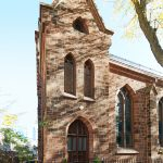 99 Clinton Street, Brooklyn Heights, church, cool listings, co-ops, brooklyn heights, duplex