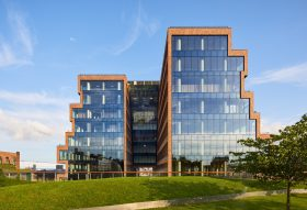 25 Kent, williamsburg, office, commercial, new developments, Hollwich Kushner (HWKN), Gensler