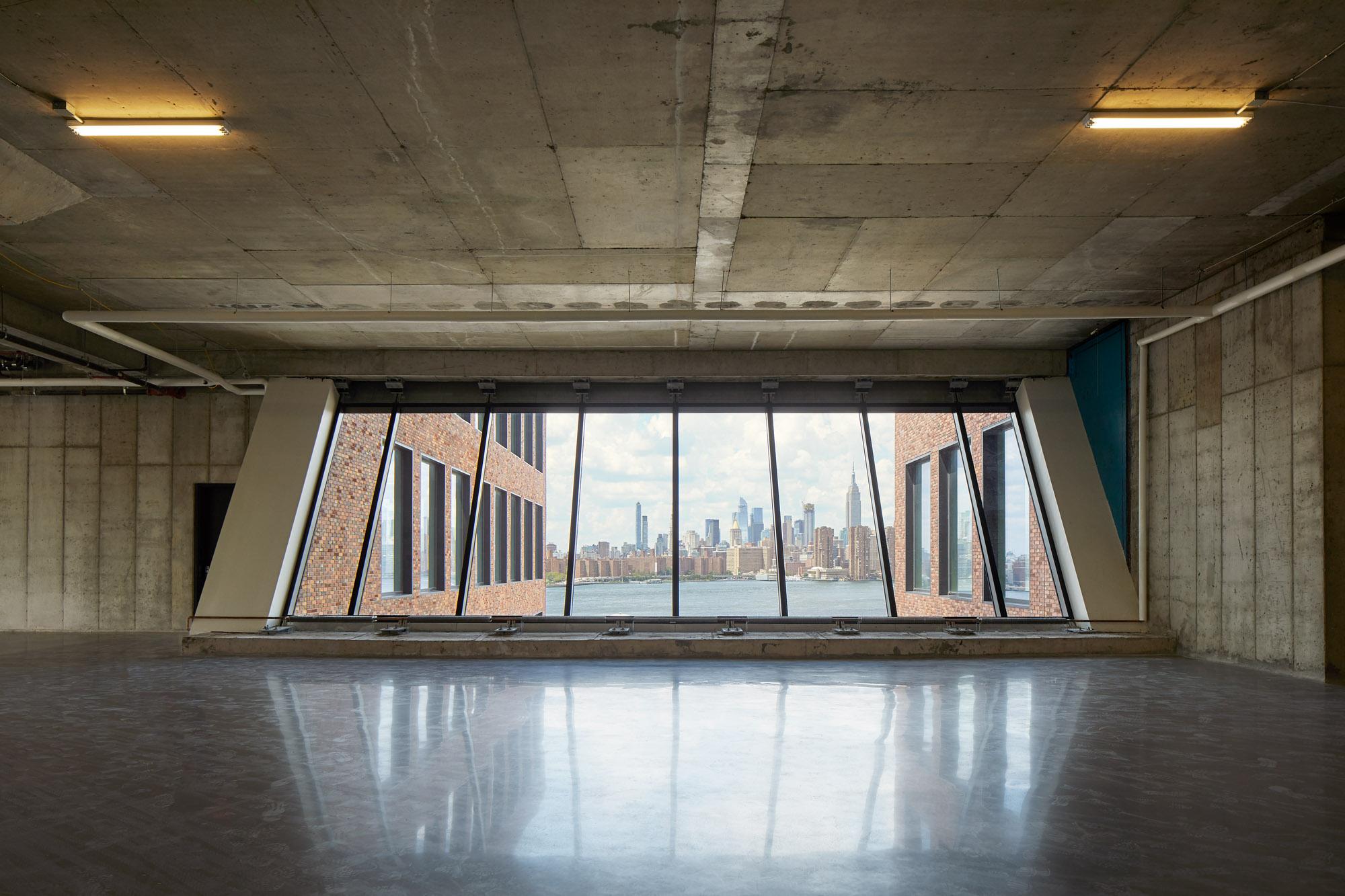25 Kent, williamsburg, office, commercial, new developments, Hollwich Kushner (HWKN), Gensler