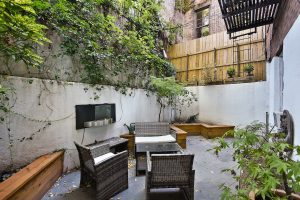 73 columbia heights, brooklyn heights, cool listings, co-ops, outdoor space