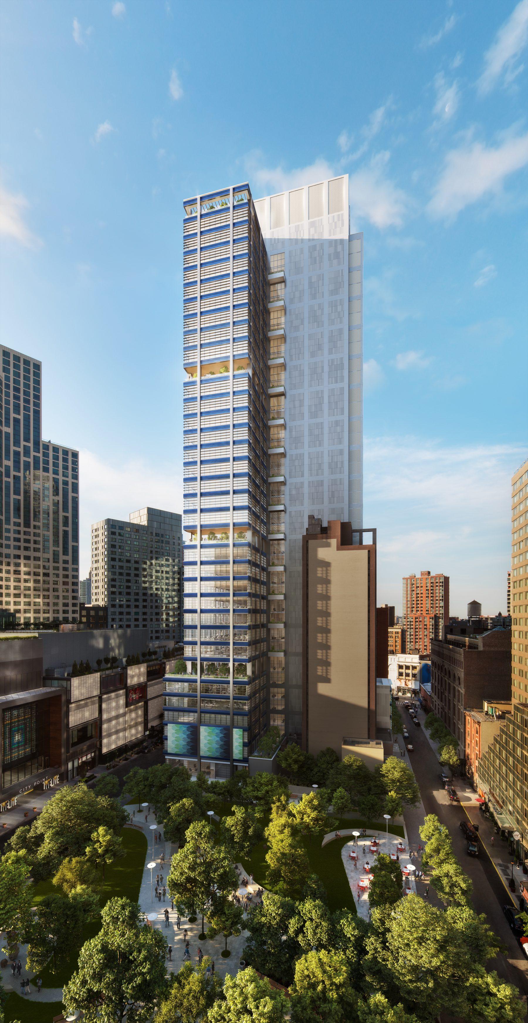 McLaren is Engineering Brooklyn's Tallest Developments Downtown