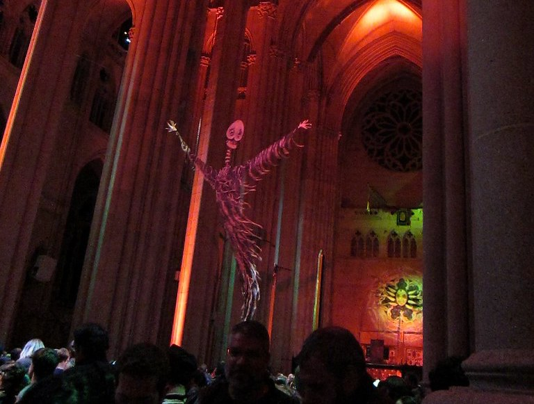 halloween, events, church of st. john the divine