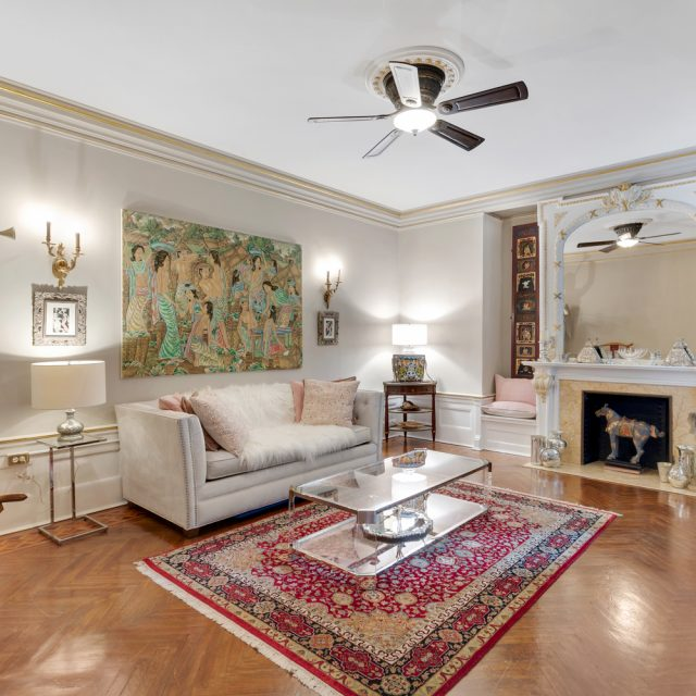 Is this gorgeous two-bedroom Upper West Side co-op in the Dorilton a steal at $1.9M?
