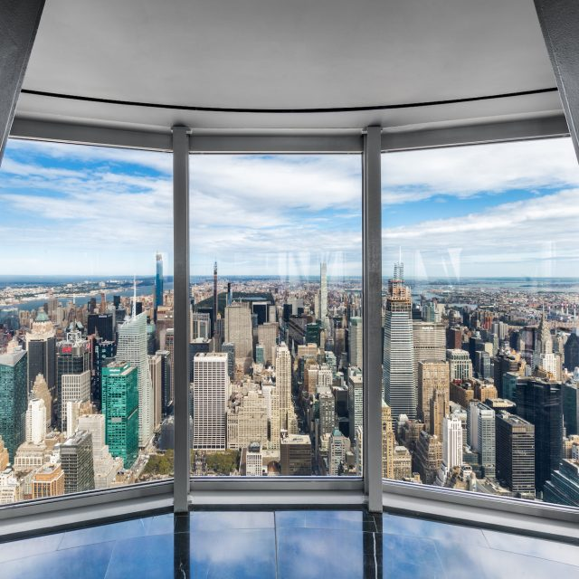 PHOTOS: See the views from the Empire State Building's new 102nd-floor observatory