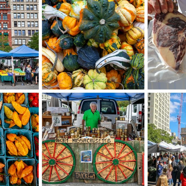 PHOTOS: Take a fall foray through the Union Square Greenmarket