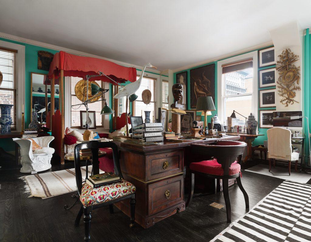 73 Fifth Avenue, Sir John Richardson, Flatiron