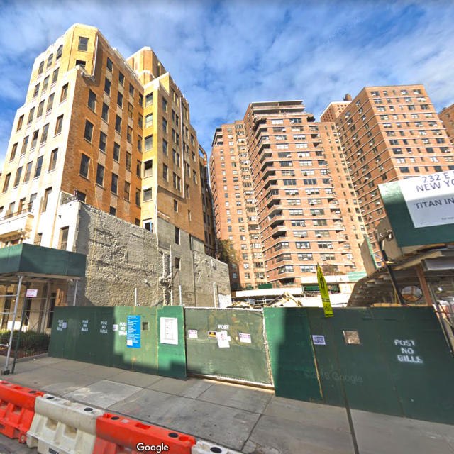 Permits filed for 30-story 'affordable luxury' condo tower on the Lower East Side