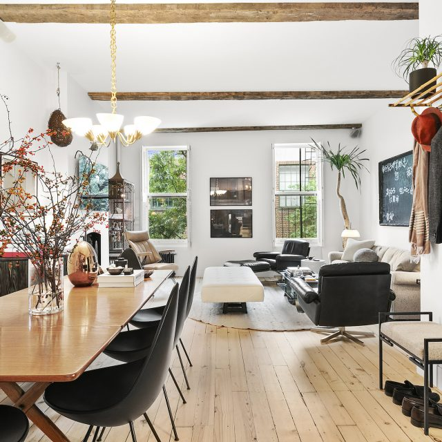 Charming, airy West Village co-op with a designer renovation asks $1.6M