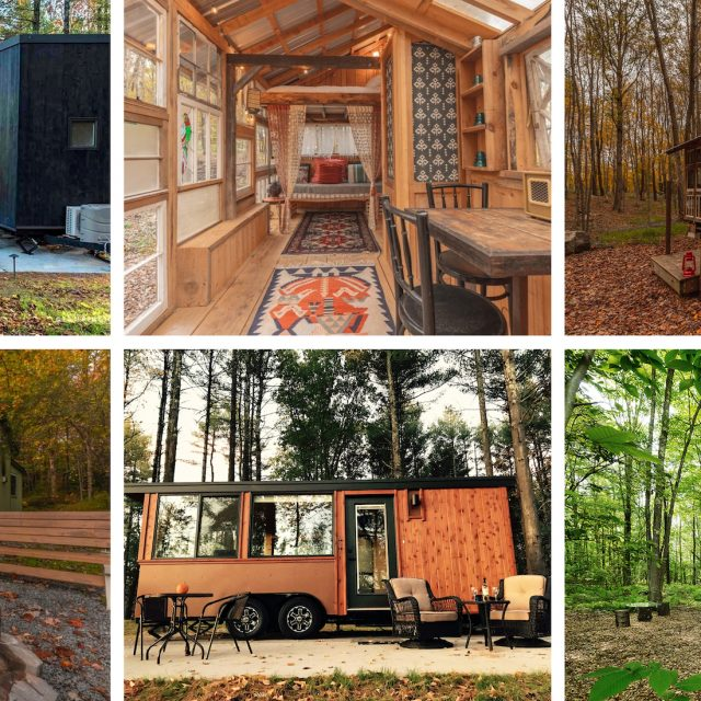 9 tiny upstate houses you can rent this fall