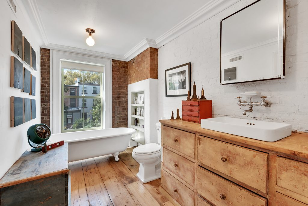 362 Clermont Avenue, Fort Greene, Cool Listings, Townhouses
