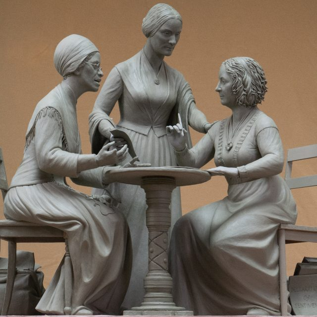 City approves design for Central Park's first statue of women