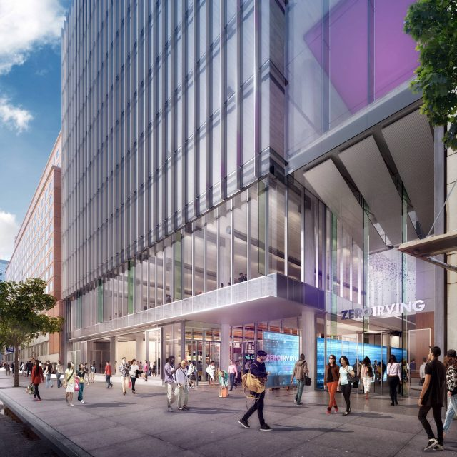 UrbanSpace will open a new food hall at Union Square tech hub