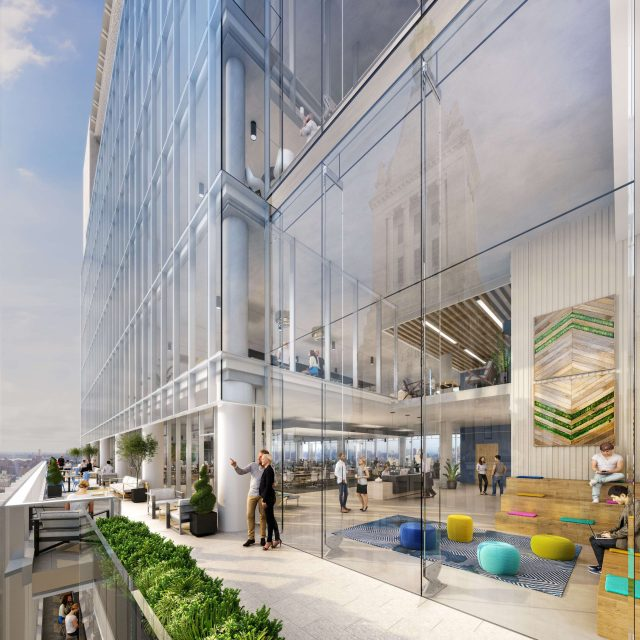 Now dubbed 'Zero Irving,' the contested Union Square tech hub releases new renderings