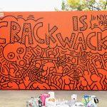Keith Haring, Crack is Wack, Murals, East Harlem, Restoration