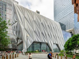 Hudson Yards, The Shed