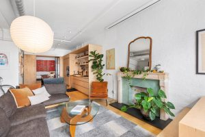 95 Lexington Avenue, Dean Works, Clinton Hill condo