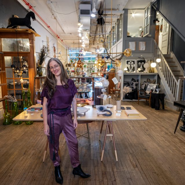 My 1,600sqft: In her eponymous shop and Soho loft, designer Michele Varian celebrates creativity