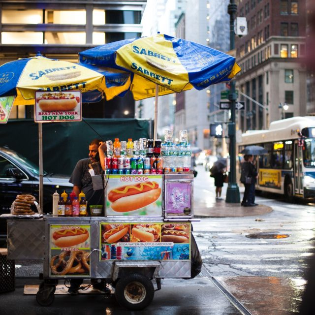 NYC Street Vendor Project launches a citywide scavenger hunt to help local vendors rebound