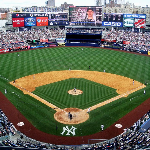 Yankees and Mets opening at full capacity for vaccinated fans, will offer vaccines at games