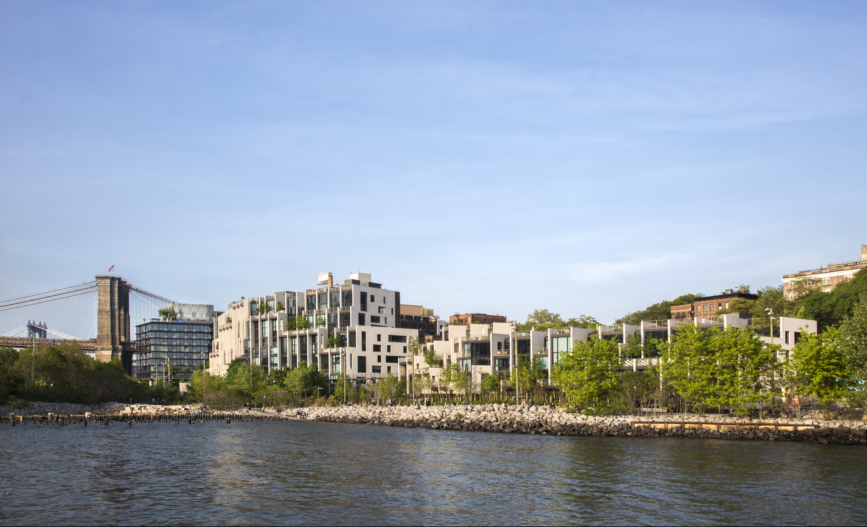 Pierhouse, Brooklyn Bridge Park, Marvel Architects