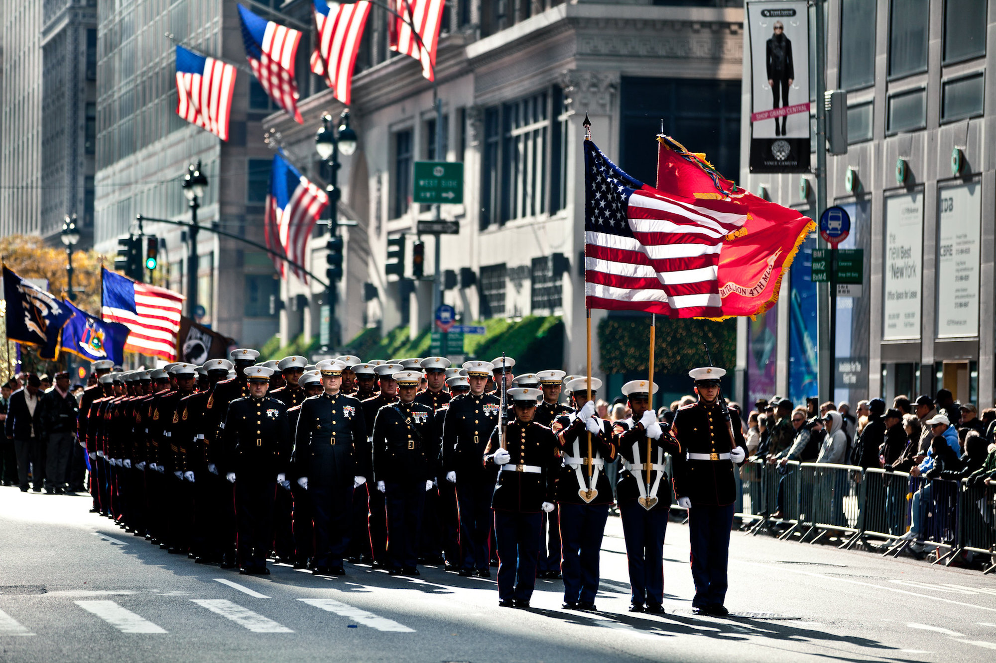 Everything you need to know about NYC's Veterans Day ...