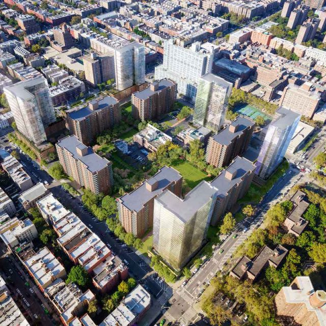 Massive Lenox Terrace redevelopment has been rejected by the City Council Zoning Committee