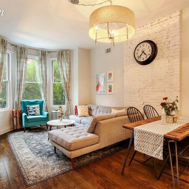 Prime Park Slope duplex with a lovely private garden asks $6,500/month
