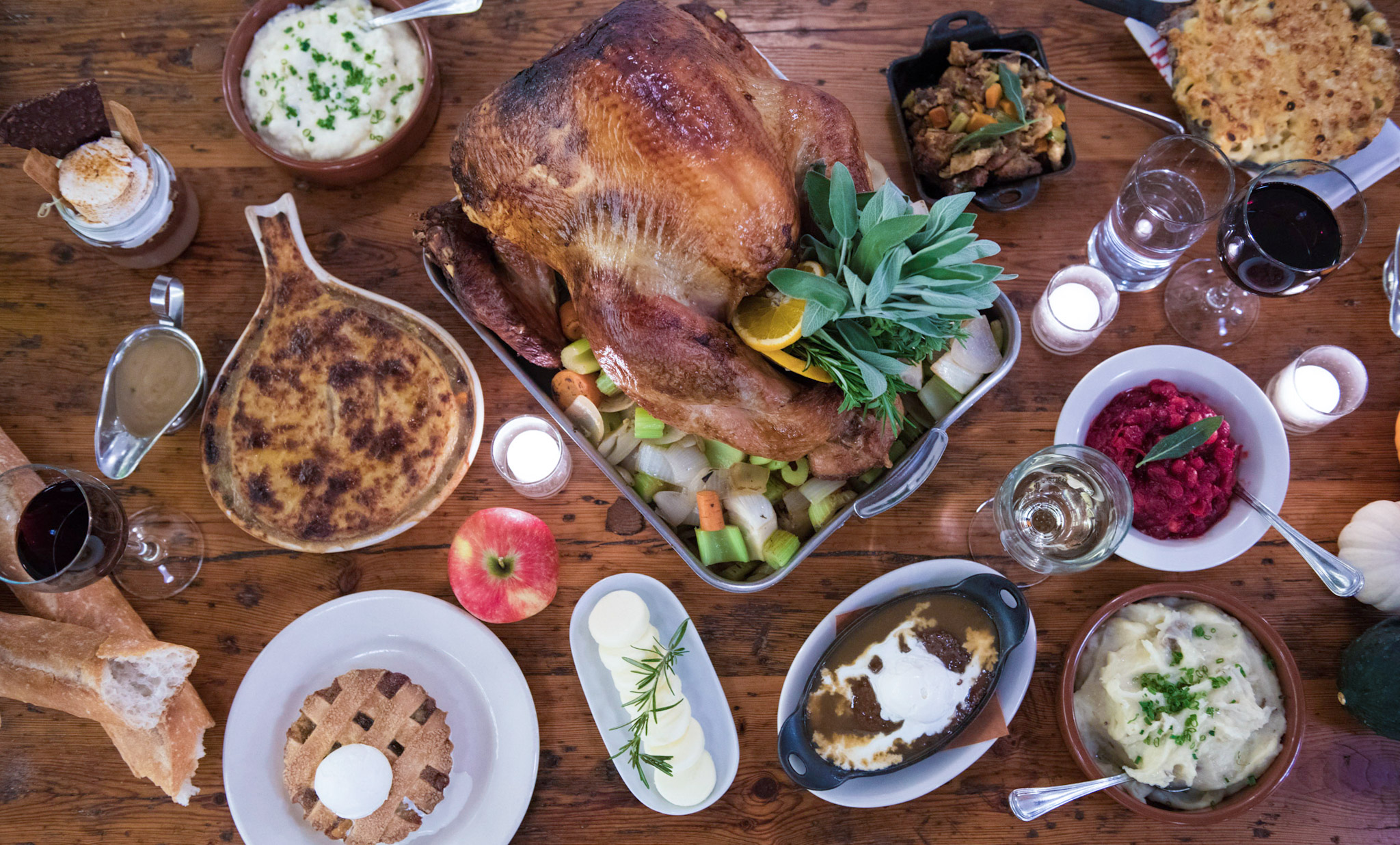 Where To Go Out For Thanksgiving Dinner In Nyc 6sqft