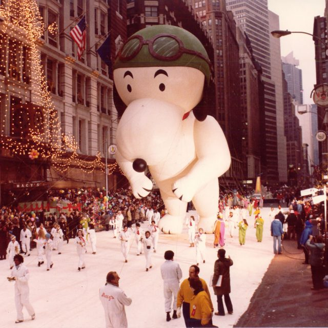 10 things you didn't know about the Macy's Thanksgiving Day Parade