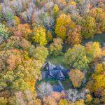 112 Norfolk Road, Litchfield CT, A-frame house