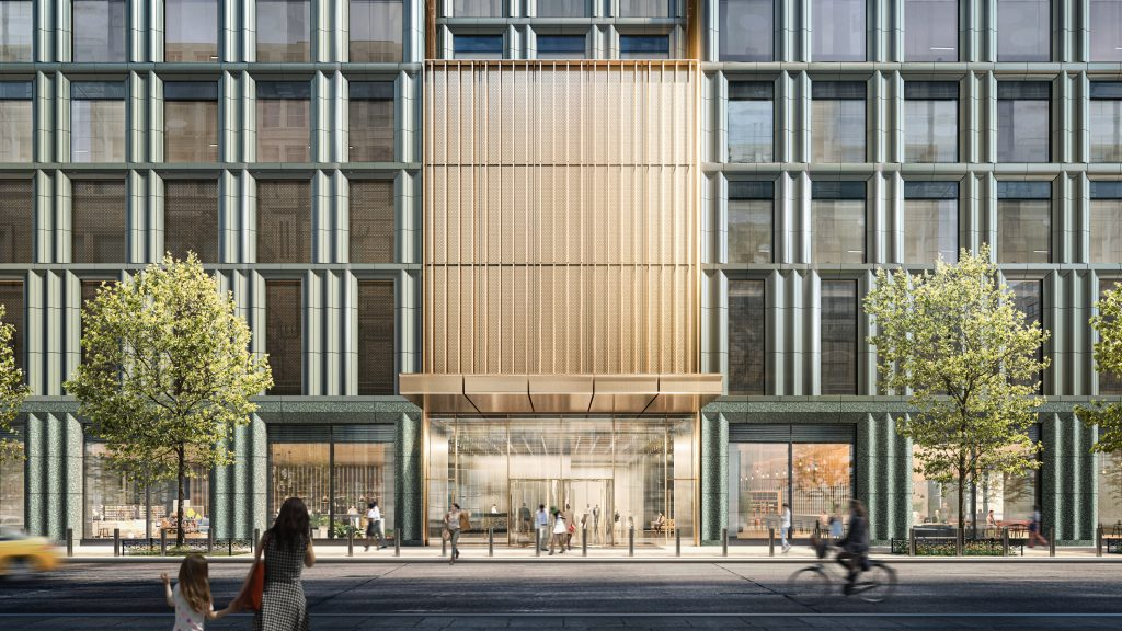 4 Hudson Square, Skidmore Owings & Merrill, Disney