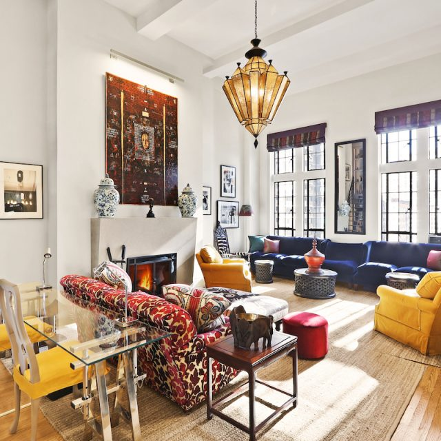 For $2.4M, this classic pre-war condo in Midtown is dressed to impress