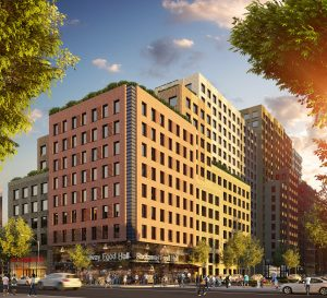 Edgemere Commons, Edgemere Queens, Aufgang Architects, Arker Companies