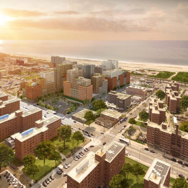 2,050 affordable apartments coming to former Peninsula Hospital site in Far Rockaway