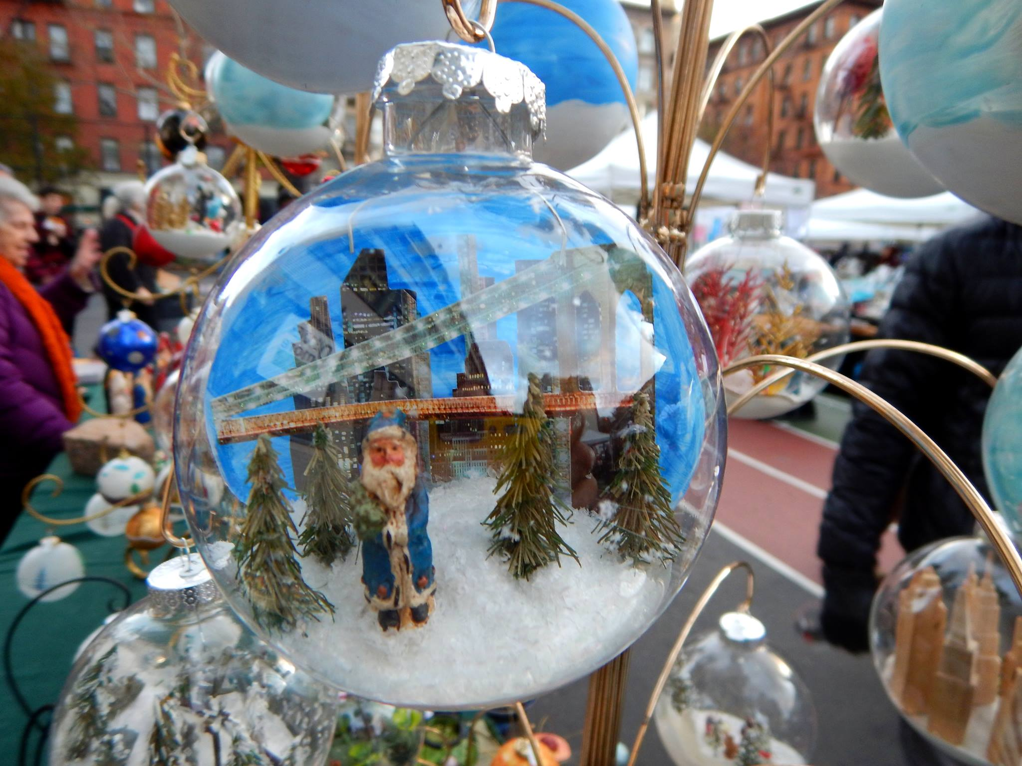 Christmas Markets Bronx, Ny 2020 The top NYC holiday markets and pop up shops of 2019 | 6sqft
