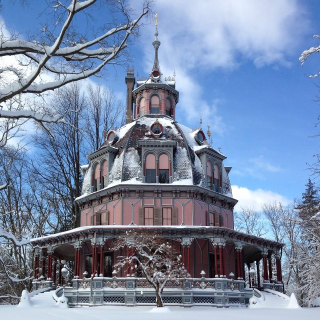 Enjoy a 'Victorian Christmas' at Westchester's Octagon House