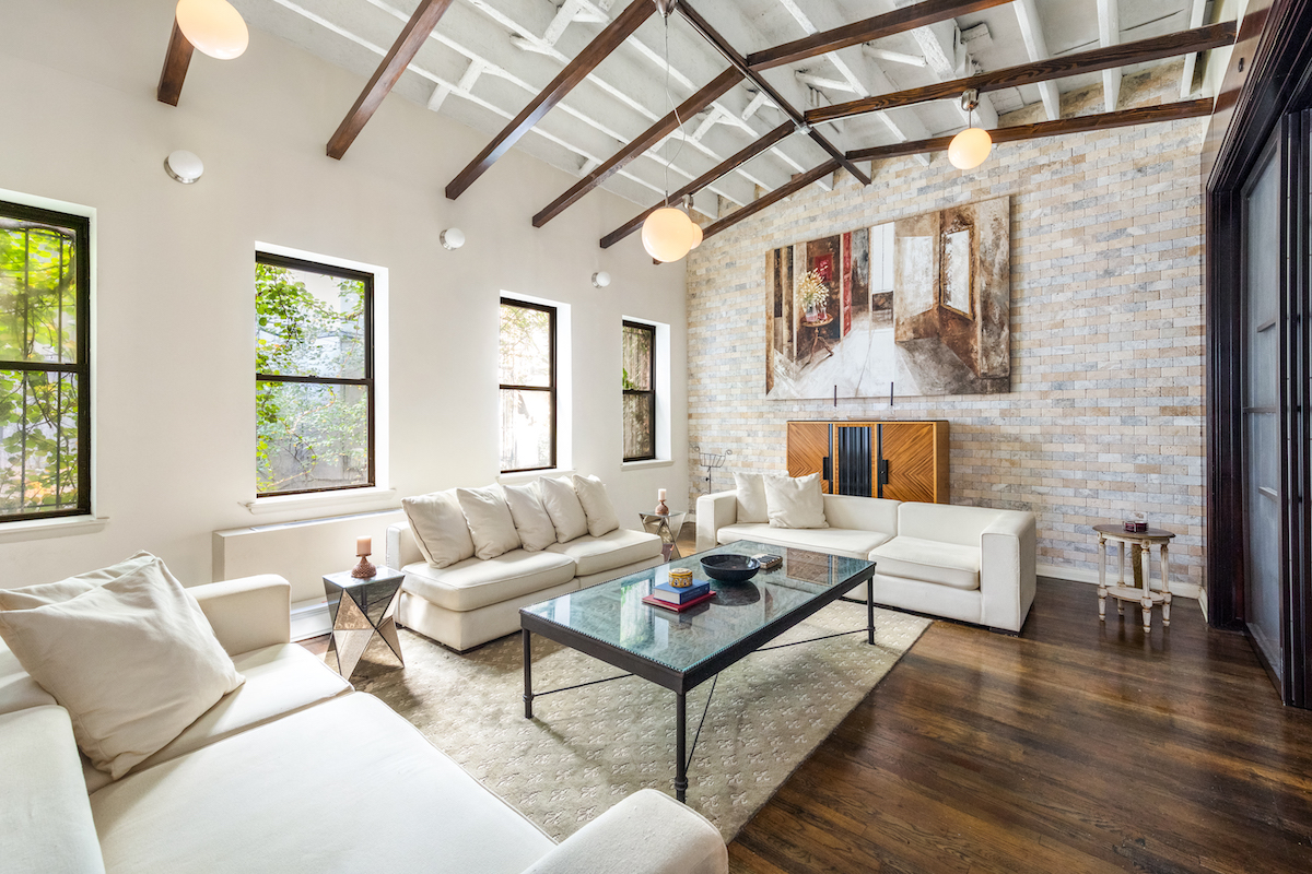 200 west houston street, cool listings, tribeca, duplexes
