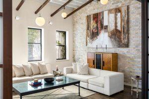 200 west houston street, cool listings, tribeca, duplexes