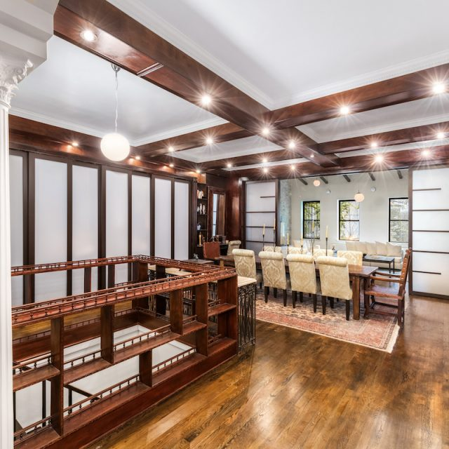 This  $2.7M Village duplex across from Film Forum is great for movie buffs