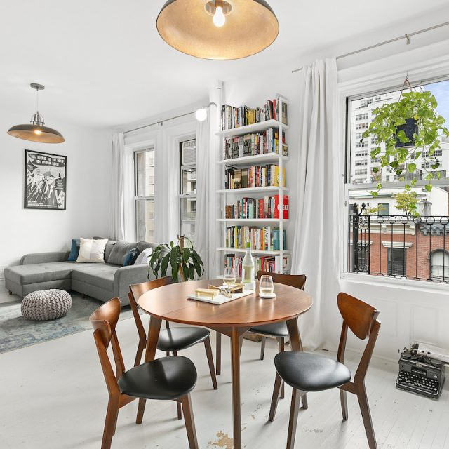 This $849K Gramercy co-op has two bedrooms and plenty of options for more